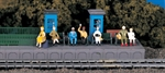 Bachmann - Sitting Passengers HO Scale