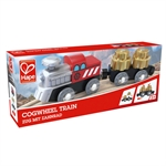 Hape- Cogwheel Train