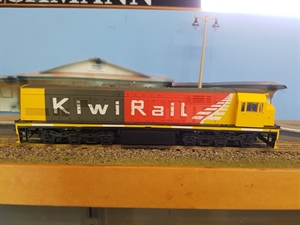 KiwiRail DX Un-numbered