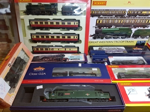 Second Hand Model Railways