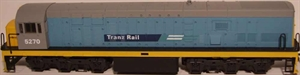Frateschi - DX Tranz Rail Powered