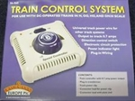 Bachmann- Train Control System (For Use with N, OO, HO, and ON30 Scale) 36-560